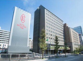 ホテルベルクラシック東京 外観