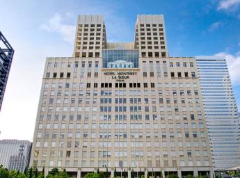 ホテルモントレラ・スール大阪 外観
