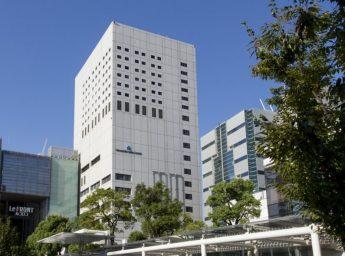 川崎日航ホテル 外観