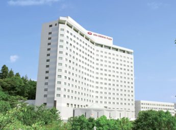 ANAクラウンプラザホテル成田 外観