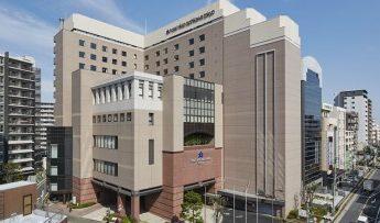 ホテル日航立川 東京 外観写真