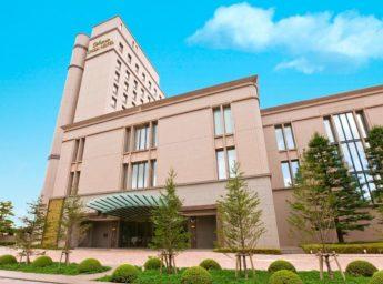 オークラ千葉ホテル 外観