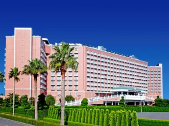 東京ベイ舞浜ホテルクラブリゾート 外観