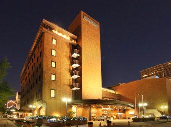 ホテルメルパルク横浜 外観
