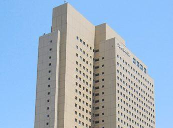 横浜桜木町ワシントンホテル 外観
