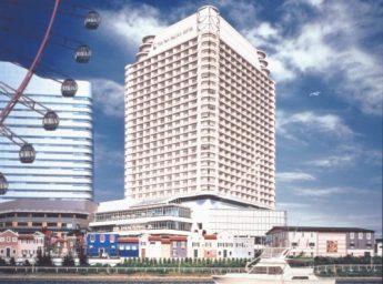 横浜ベイホテル東急 外観