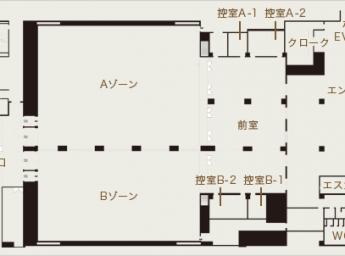 ホテルイースト21東京 宴会場 イースト21ホール