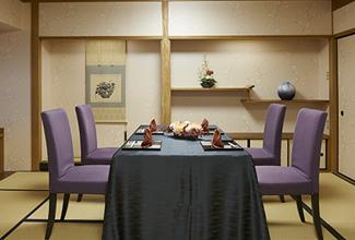 ホテルプラザ大阪 宴会場 孔雀の間