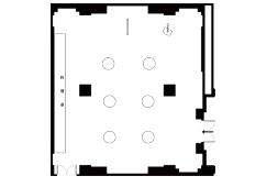 京都センチュリーホテル 宴会場 「豊明」