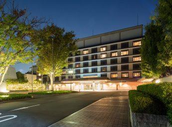 京都ブライトンホテル 外観