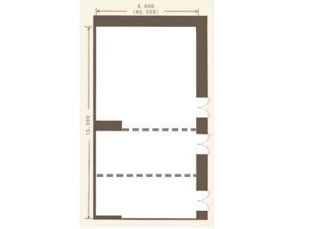 ホテル日航プリンセス京都 宴会場 「フリージア(1./2)」