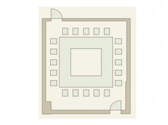 天王寺都ホテル 宴会場 「宇治の間」
