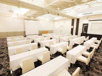 ホテルメルパルク大阪 宴会場