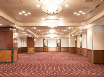 大阪第一ホテル 宴会場 マーキス(Ⅰ+Ⅱ)