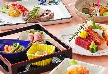 赤坂エクセルホテル東急 お祝い会食プラン「はつ花」