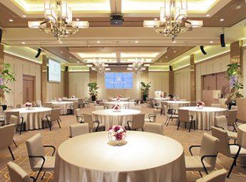 オリエンタルホテル広島 宴会場