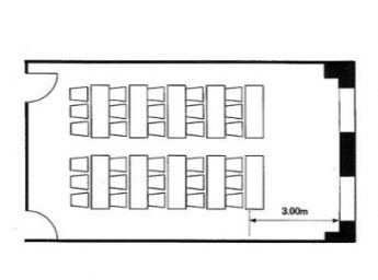 メルパルク京都 宴会場 会議室3【梅】、会議室4【桃】、会議室5【桜】