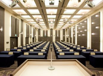 ホテル メルパルク東京 宴会場 ZUIUN