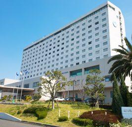 北九州八幡ロイヤルホテル 外観