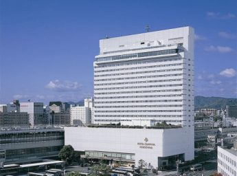 ホテルグランヴィア広島 外観