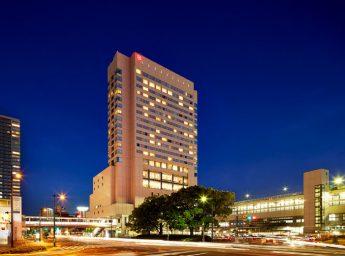 シェラトングランドホテル広島 外観