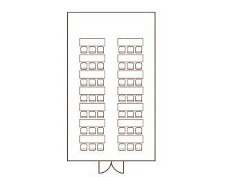 KKRホテル広島 宴会場