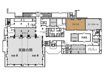 ホテルニューオータニ博多 宴会場 アイリス