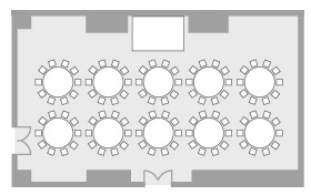 ホテルニューオータニ博多 宴会場
