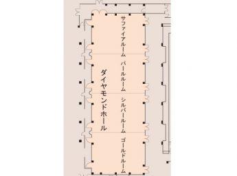 ホテルクラウンパレス北九州 宴会場