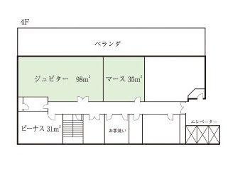 岡山国際ホテル 宴会場