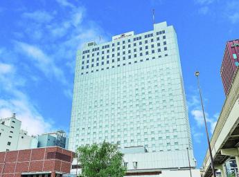 ANAクラウンプラザホテル札幌 外観