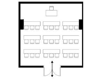 三井ガーデンホテル広島 宴会場
