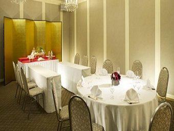 天王寺都ホテル 宴会場 「二上の間」