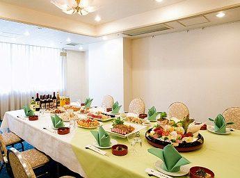 お茶の水ホテルジュラク 宴会 盛込料理・着席卓盛料理プラン