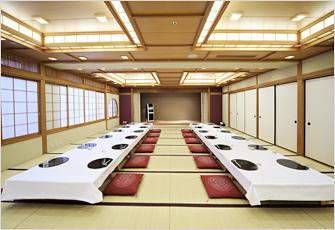 ホテル北野プラザ六甲荘 宴会場