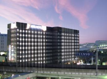 アパホテル 東京潮見駅前 外観