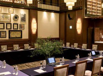 ザ・ストリングスホテル名古屋 宴会場
