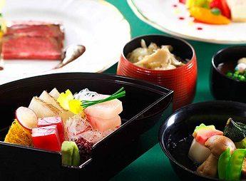 サンルートプラザ東京 慶事のご会食