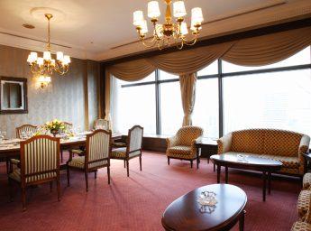 リーガロイヤルホテル大坂 宴会場 シャンブルドグラス
