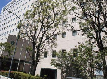 チサンホテル浜松町 外観