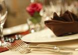 ホテルメルパルク大阪 宴会場 「テーブルマナープラン」