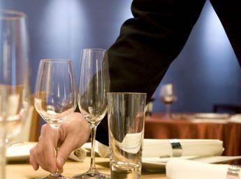 ANAクラウンプラザホテル神戸 宴会プラン テーブルマナープラン