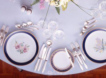 リーガロイヤルホテル大坂 「テーブルマナープラン」
