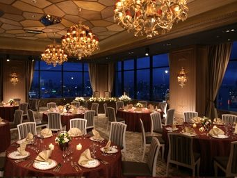 ホテルモントレ グラスミア大阪 22F 中宴会場 ハートウェルホール