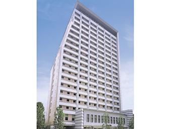 ハートンホテル東品川 外観