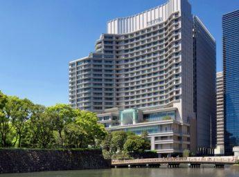 パレスホテル東京 外観
