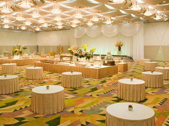 グランドプリンスホテル京都 宴会場 「プリンスホール」
