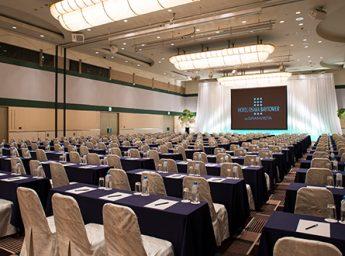 ホテル大阪ベイタワー 宴会場 ベイタワーホール(全室)