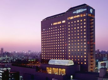 ホテルイースト21東京 外観