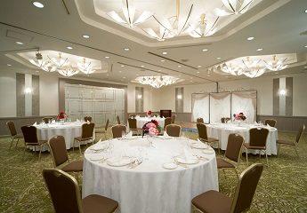 ホテルオークラ東京ベイ 宴会場 マーガレットルーム